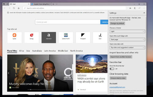 Microsoft is rumored to be ditching Edge and building a new web browser