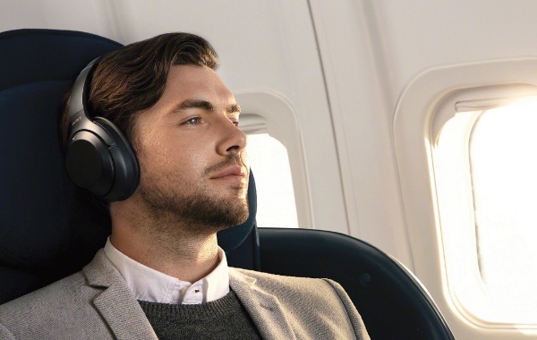 Sony WH-1000XM3 wireless noise-canceling headphones review
