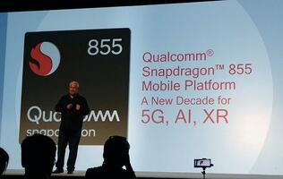 A quick peek at what the Snapdragon 855 mobile platform is all about