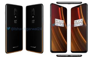 Marketing photos of OnePlus 6T McLaren Edition leaked