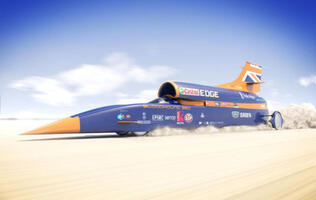 The Bloodhound SSC's dream of breaking 1,000mph is over
