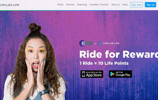 "Circles.Life starts ""Ride for Rewards"" program for non-customers"
