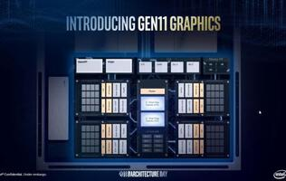 Intel will have teraflop integrated graphics in its 10nm chips next year