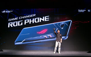 ASUS CEO Jerry Shen steps down as the company switches focus to mobile gaming