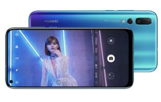 Huawei's Nova 4 phone comes with a hole-punch display and 48MP camera