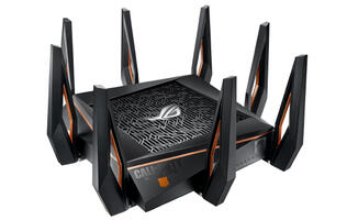 ASUS' crazy fast 11,000Mbps ROG Rapture GT-AX11000 router is here (Updated!)