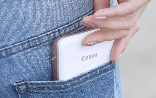 X'mas Gift Idea 4: A photo printer that fits in your pocket