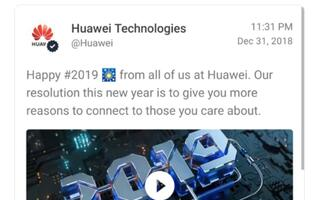 Huawei demotes and cuts salaries of employees for iPhone tweet blunder