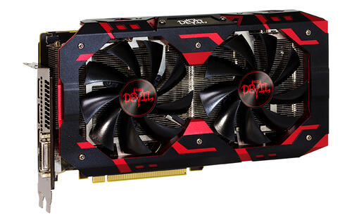 PowerColor Red Devil Radeon RX 590 review