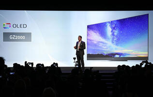 The Panasonic GZ2000 4K OLED TV supports HDR10+, Dolby Vision, and Dolby Atmos