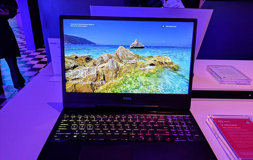 Dell's new G series gaming laptops look more and more like something from Alienware