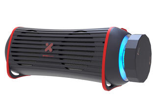 X-mini's new TWISX speaker looks like a water bottle; rocks like a large speaker