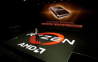 AMD provides a sneak preview of the 3rd-gen AMD Ryzen desktop CPU at CES 2019