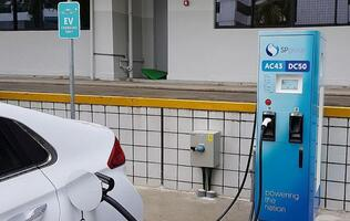 Energy provider SP Group has rolled out its first batch of electric vehicle charging points in Singapore