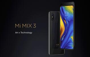 You can now get the Xiaomi Mi Mix 3 from official Mi Stores for less than S$800