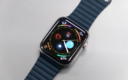 Apple Watch Series 4 used in Johnson & Johnson study to diagnose stroke risk