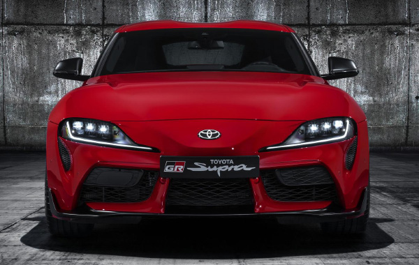 Behold, this is the new Toyota Supra