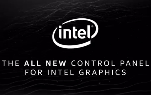 Intel's upcoming release of its reworked integrated GPU control panel alludes to bigger ambitions?