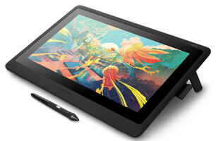 Wacom latest Cintiq 16 pen display was made with students and enthusiasts in mind