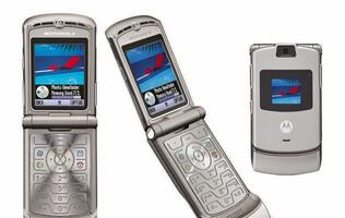 The Motorola Razr could be returning next month as a $1,500 folding smartphone