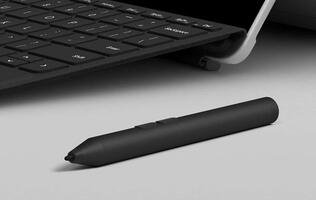 The Microsoft Classroom Pen is basically a shorter and more affordable Surface Pen for schools