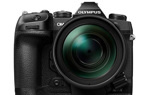Olympus O-MD E-M1X officially announced
