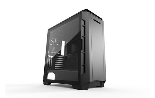 The Phanteks Eclipse P600S chassis can operate in either silent or airflow mode