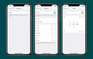 iOS 12.2 beta gives you more granular control of Downtime in Screen Time