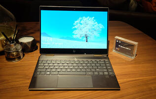 HP's new Spectre x360 convertibles boast more modern and stylish designs