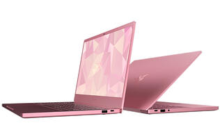 Razer is selling a limited edition Razer Blade Stealth in pink
