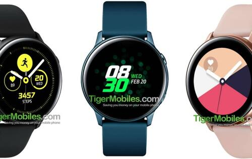 Samsung to do away with rotating bezel on the upcoming Galaxy Sport Watch?