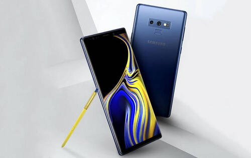 Samsung's Galaxy Note9 brings the best to mobile power users