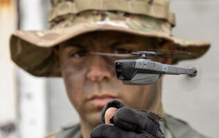 The US wants to equip its military with tiny spy drones measuring just 6.6-inches