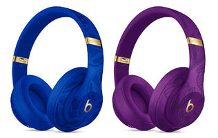 Fans of NBA can now show their allegiance with Beats' new NBA Collection Studio3 headphones