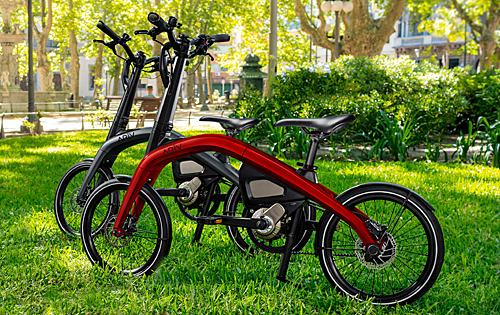 GM's new electric bicycles have ARĪVed
