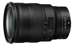 Nikon adds to its Z-mount lens lineup with the new 24-70mm f/2.8 S