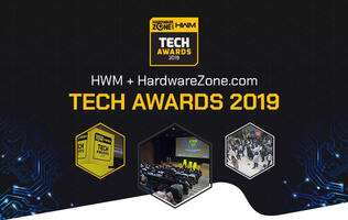 HWM+HardwareZone.com Tech Awards 2019: Readers' Choice Results