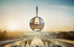 Huawei's P30 smartphone to be unveiled in Paris soon