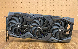 ASUS ROG Strix GeForce GTX 1660 Ti Gaming OC review