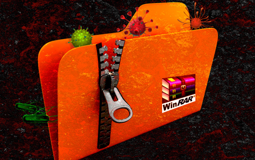 A WinRAR security flaw may put over 500 million users at risk