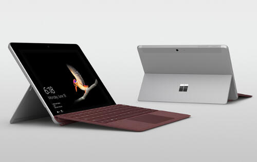 Microsoft Surface Go with LTE connectivity is now available in Singapore