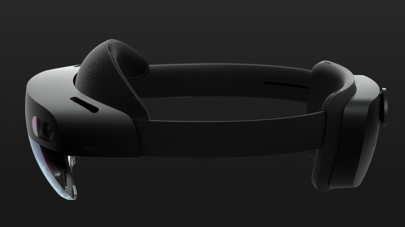 Microsoft's HoloLens 2 mixed reality headset fixes a lot of the problems of its predecessor