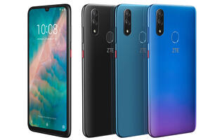 ZTE unveils the compact but powerful Blade V10 smartphone at MWC 2019