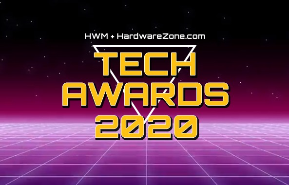 29 Editor's Choice and 43 Readers' Choice awards given out at the 10th annual HWM+HardwareZone.com Tech Awards