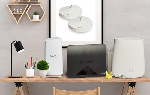 Tri-band mesh networking shootout: D-Link vs. Netgear vs. Synology vs. TP-Link