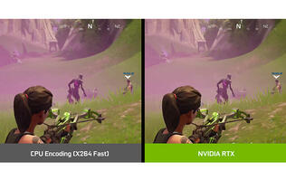 NVIDIA and OBS team up to reduce the hardware burden of live streaming