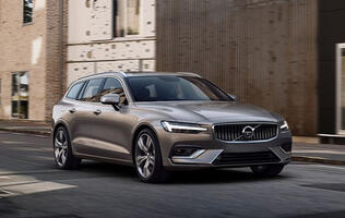 Volvo will limit all of its new cars to 180km/h