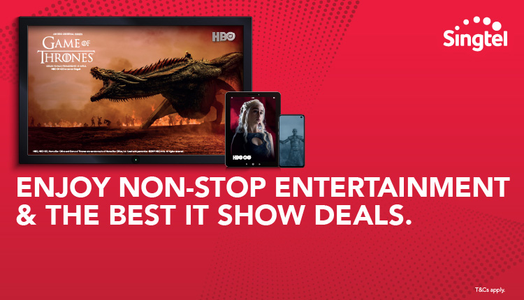 Save big with Singtel at IT Show 2019!