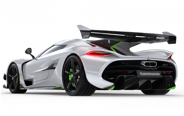 The Koenigsegg Jesko could be the first car to breach the 300mph mark