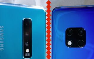 Samsung Galaxy S10+ vs. Huawei Mate 20 Pro: Two flagship smartphone cameras compared